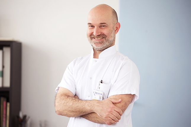 Prof. Fabrice Barlesi